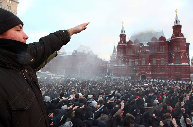 Russian Football Hooliganism – the Caucasian Divide