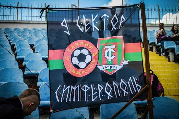 Crimea Developments – The Lonely Voice of the Pro-Ukraine Tavriya Ultras