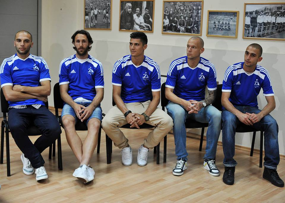 Dinamo Tbilisi and the Quest for the Champions League
