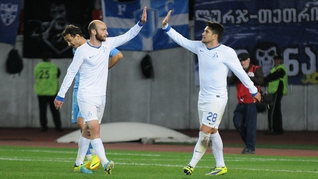 Jaba Dvali and Xisco are latest to leave Georgian Football's Sinking Ship