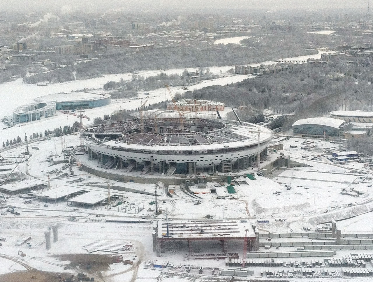 Zenit Arena – The Billion-Euro Debacle