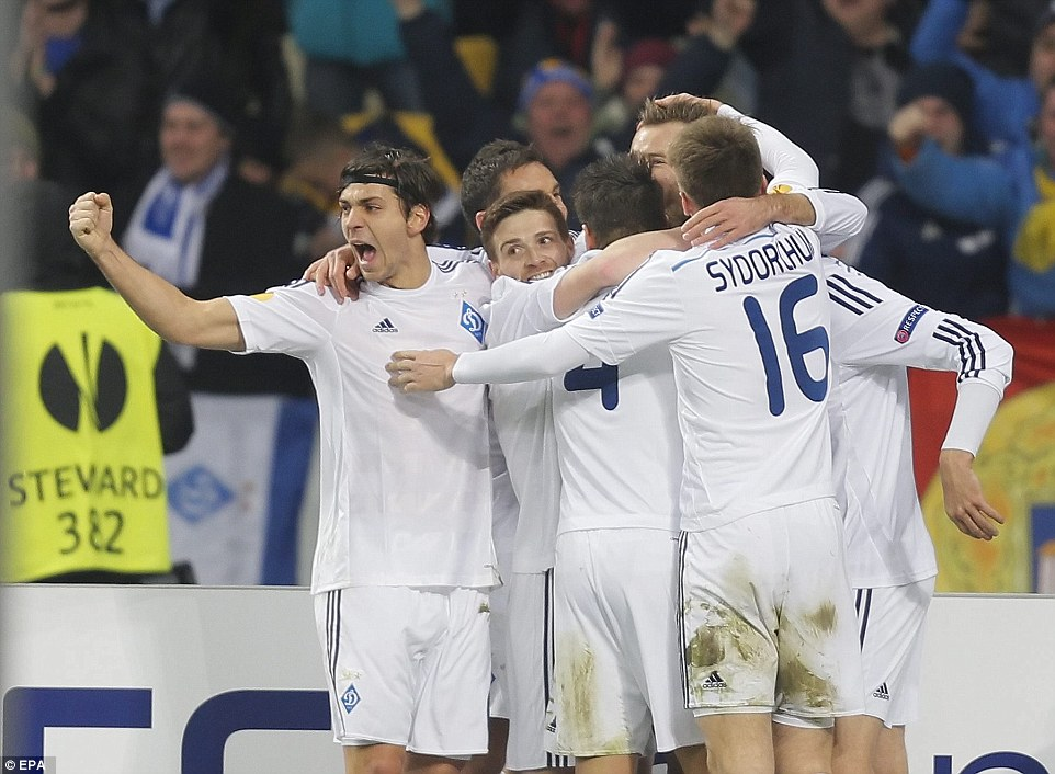 Dynamo Kyiv – A new Golden Generation