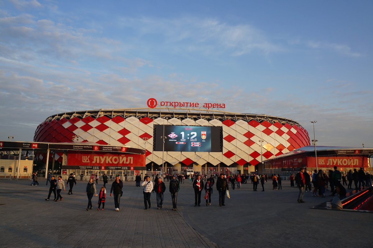 Spartak Moscow – Crisis Continues at the People's Team