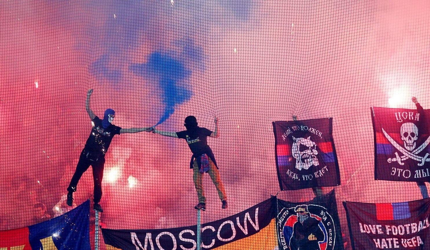 CSKA Moscow – CSKA Fans Against Racism