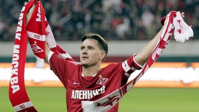 Dmitriy Alenichev – Re-Building the Spartak Spirit