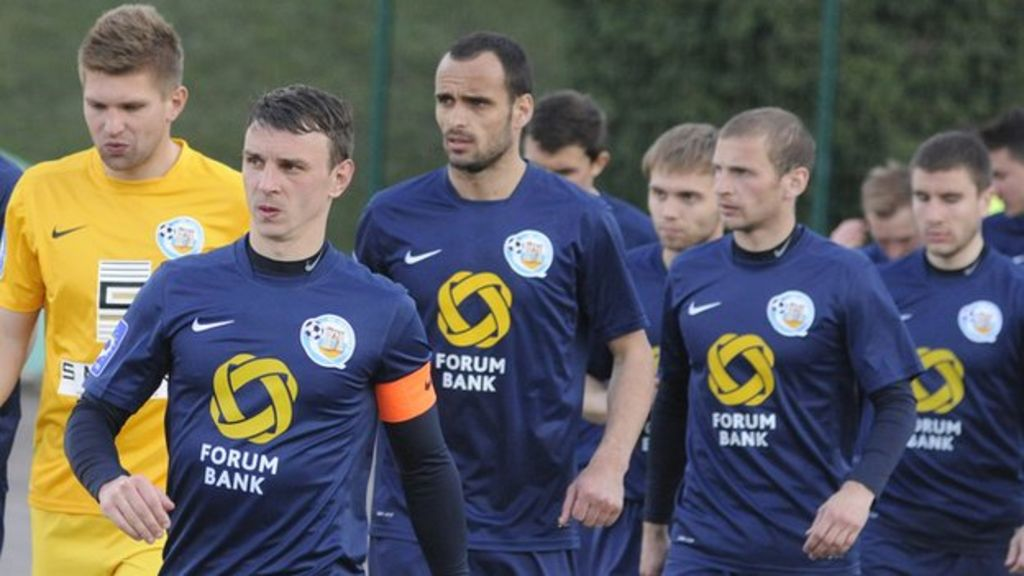 Crimea – Professional Football Returns