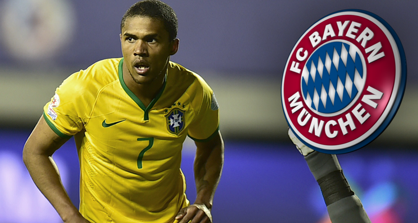 Douglas Costa – Bayern Transfer Begins Rebuilding Process at Shakhtar