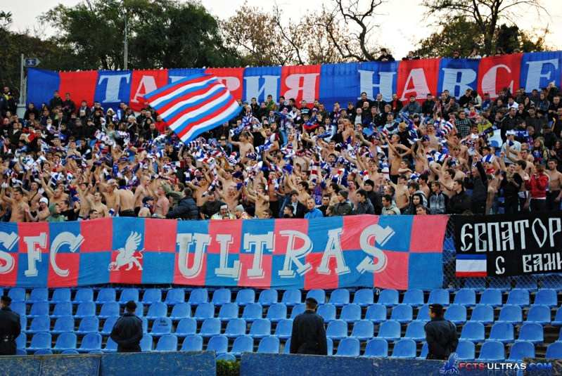 Tavriya Simferopol – A Tale of Two Resurrections