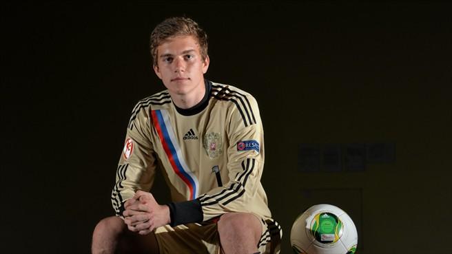 Anton Mitryushkin – Meet Russia's Newest Goalkeeping Sensation