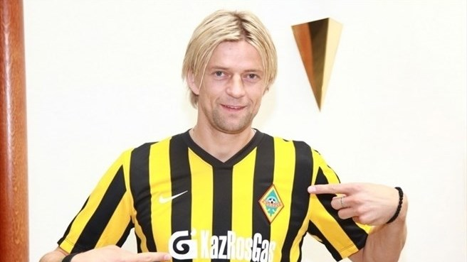 Anatoliy Tymoshchuk – A Transfer Built On Oil And Gas