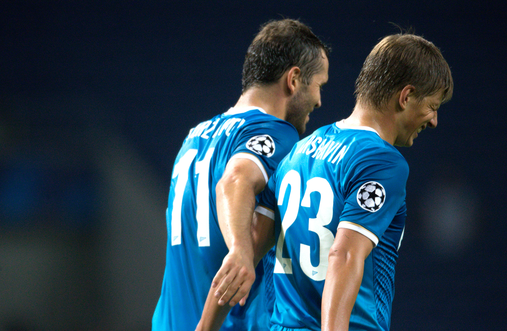 Zenit St. Petersburg – The End Of An Era