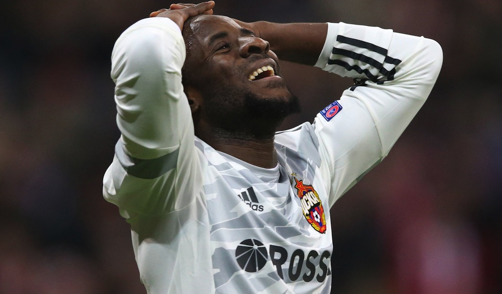 Seydou Doumbia – Back To The Future At CSKA Moscow?