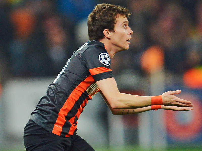 Bernard – A Chapter Ends At Shakhtar Donetsk