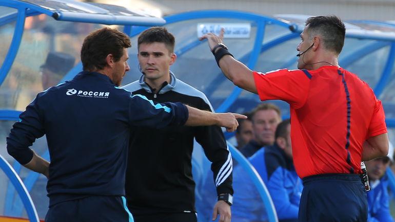 André Villas-Boas – Six Match Suspension May Provoke Zenit Exit