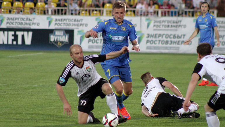 FK Rostov – Player Boycott Highlights Financial Problems