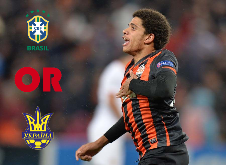 From Yellow-Green to Yellow-Blue – The Naturalization of Shakhtar's Taison