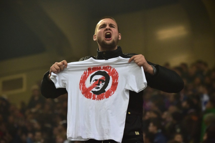 Bayern Fan Protests Highlights Mafia Methods at Dinamo Zagreb