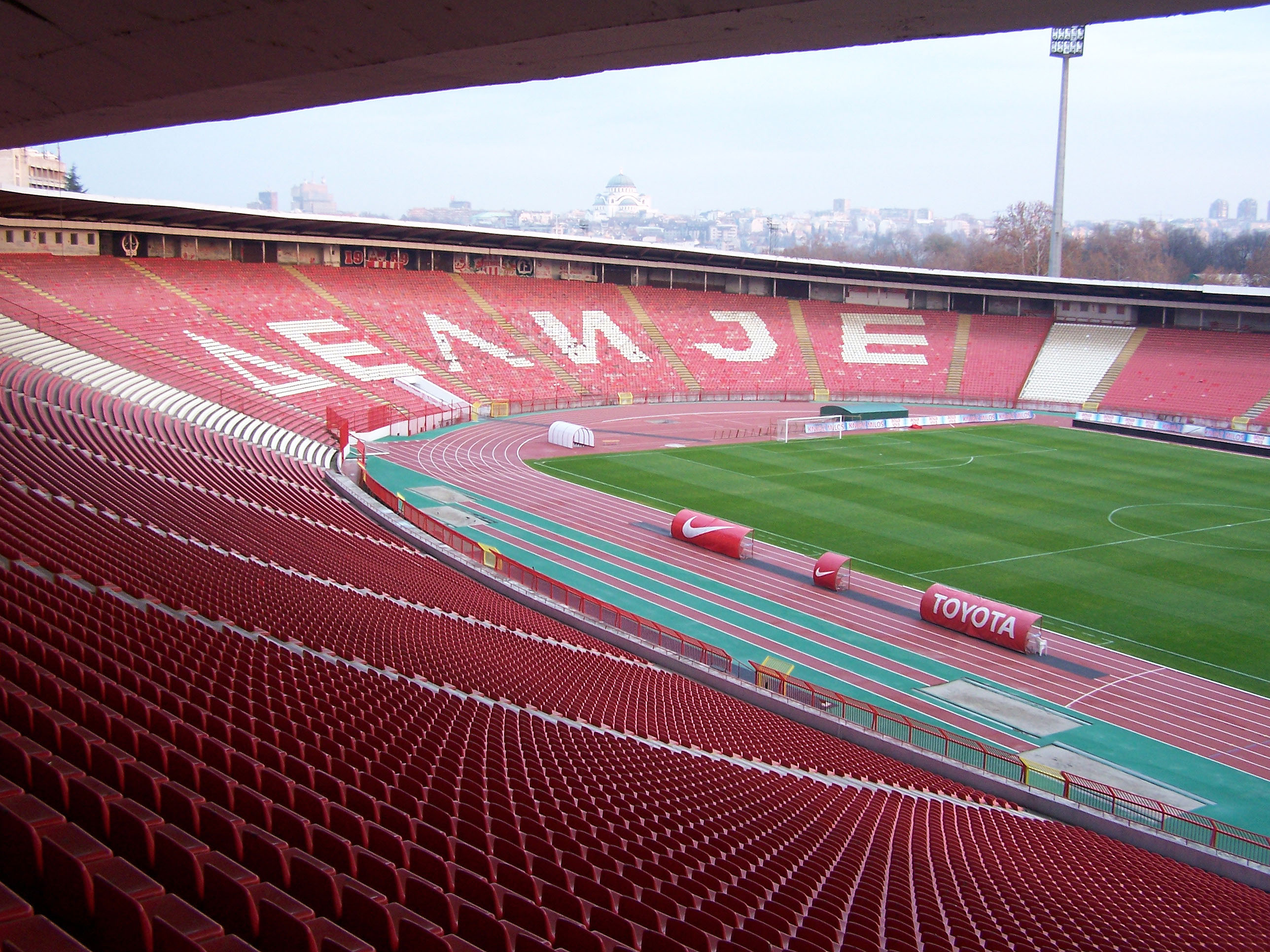 Red Star Belgrade – Reputation Ruined by Election Farce