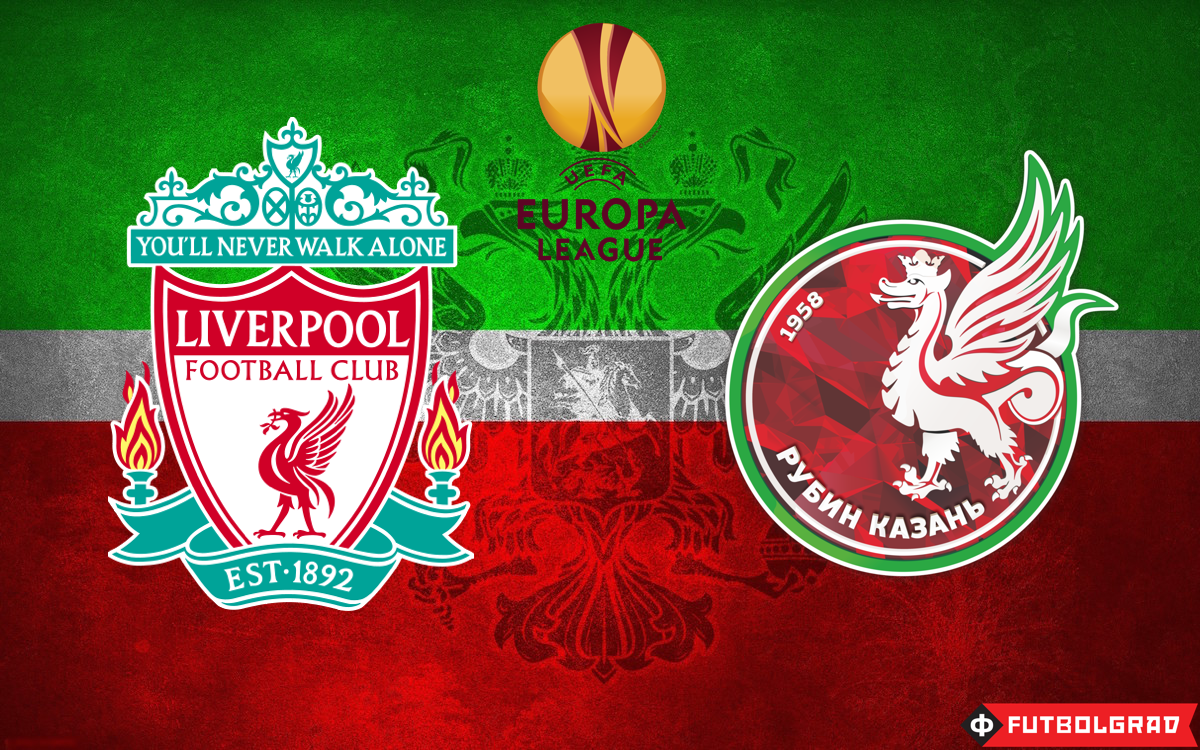 Liverpool FC vs. Rubin Kazan – Make or Break for the Pride of Tatarstan