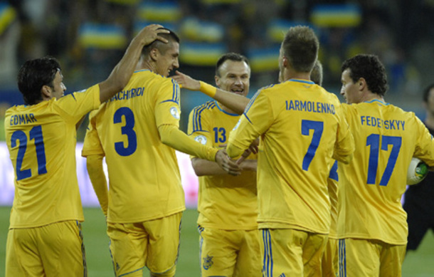 Ukraine – Euro 2016 Qualification Group C Preview