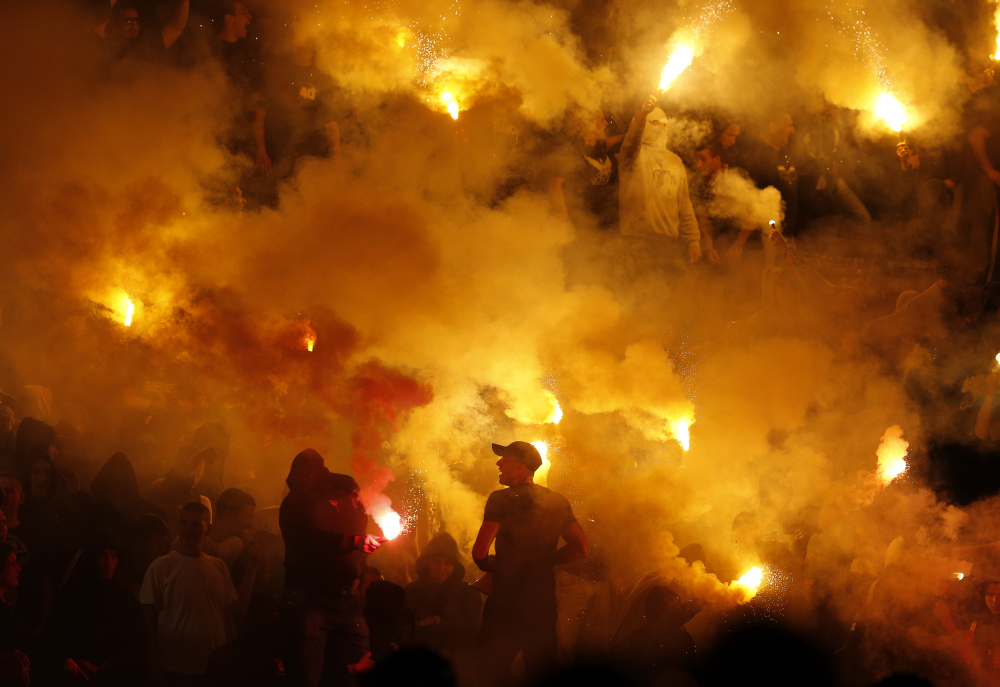 A Culture of Violence – The Politics of Serbian Football Hooliganism