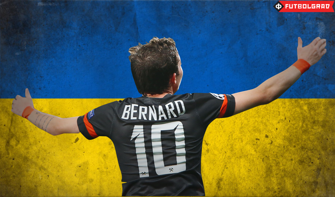 Bernard's Resurrection at Shakhtar Donetsk