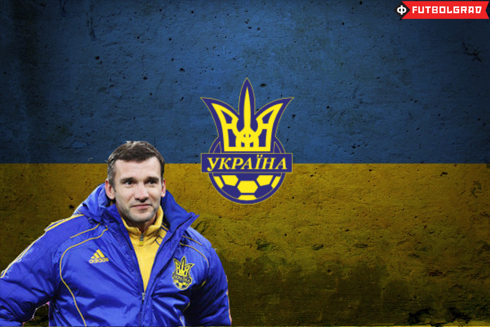 Ukrainian Legend Andriy Shevchenko Joins National Team Coaching Staff