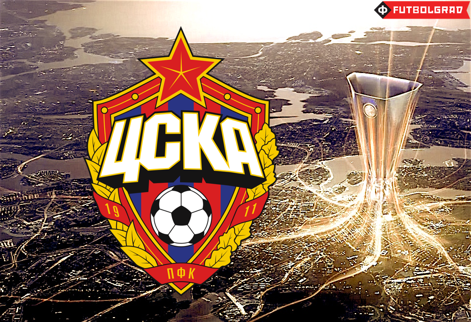 UEFA Europa League or Bust for CSKA Moscow