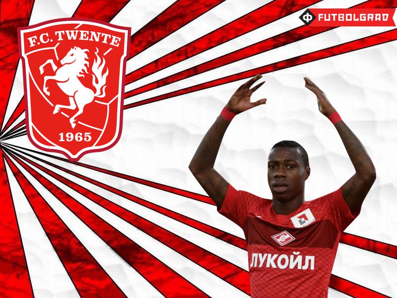 Quincy Promes – Twente to Spartak Transfer Under Scrutiny
