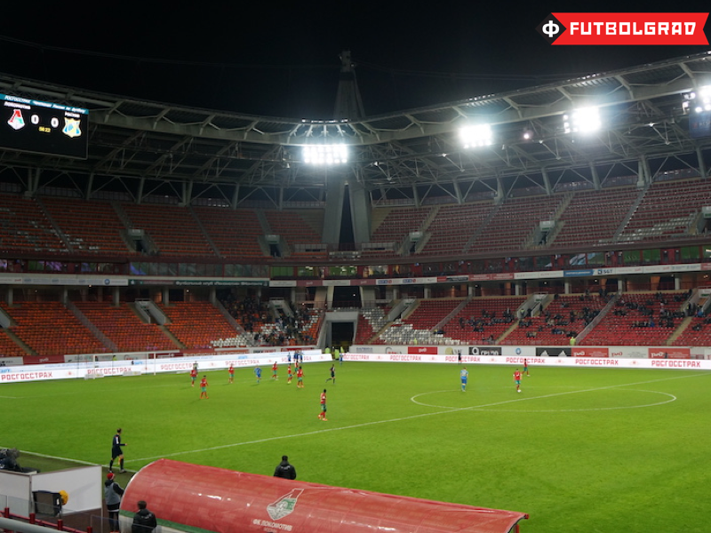 Russian Football Attendance Numbers Signal Trouble