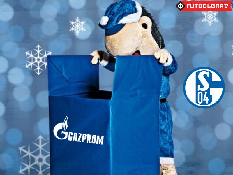 Schalke 04 in Secret Contract Talks With Gazprom