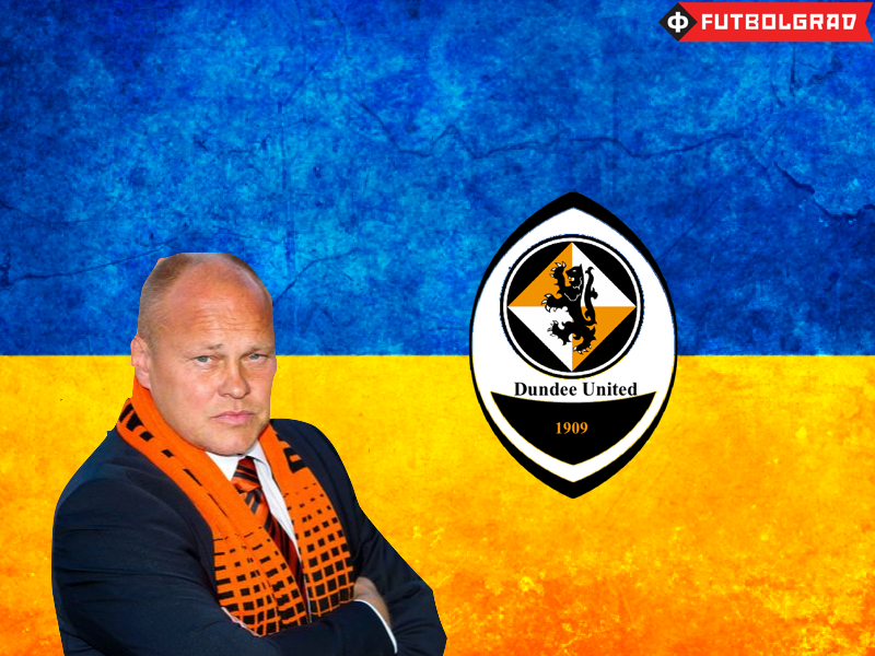 Ukrainian Dreams For Dundee United