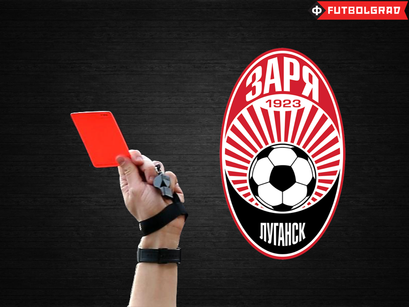 Zorya Luhansk Show Match-Fixing the Red Card