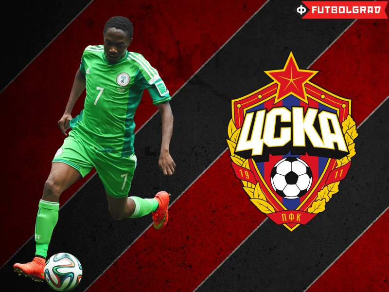Ahmed Musa – CSKA Moscow's Super Eagle