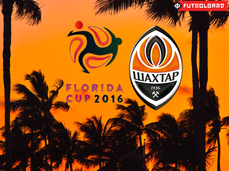 Florida Cup – Shakhtar Donetsk Goes to America