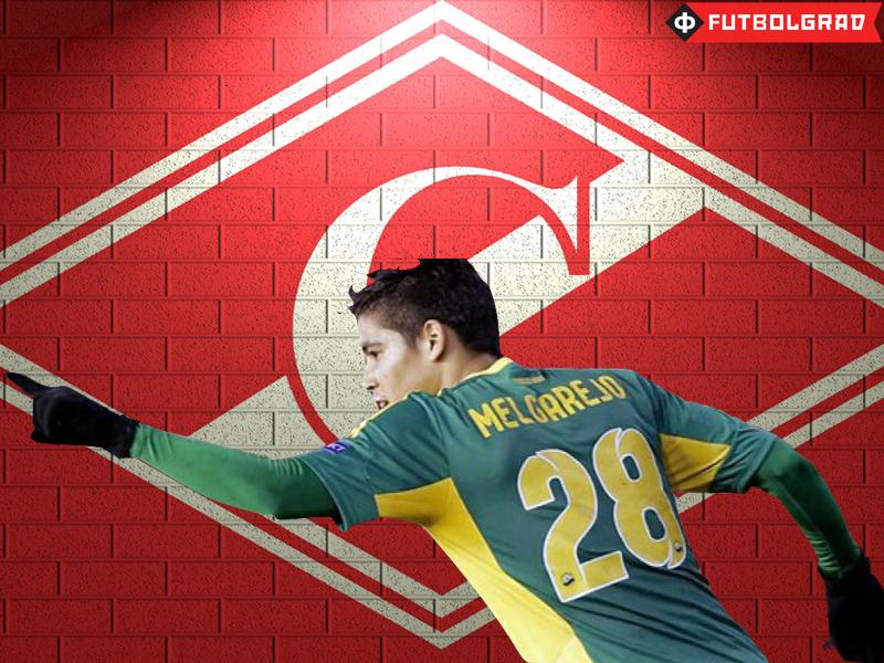 Lorenzo Melgarejo – A Los Guaraníes for Spartak Moscow