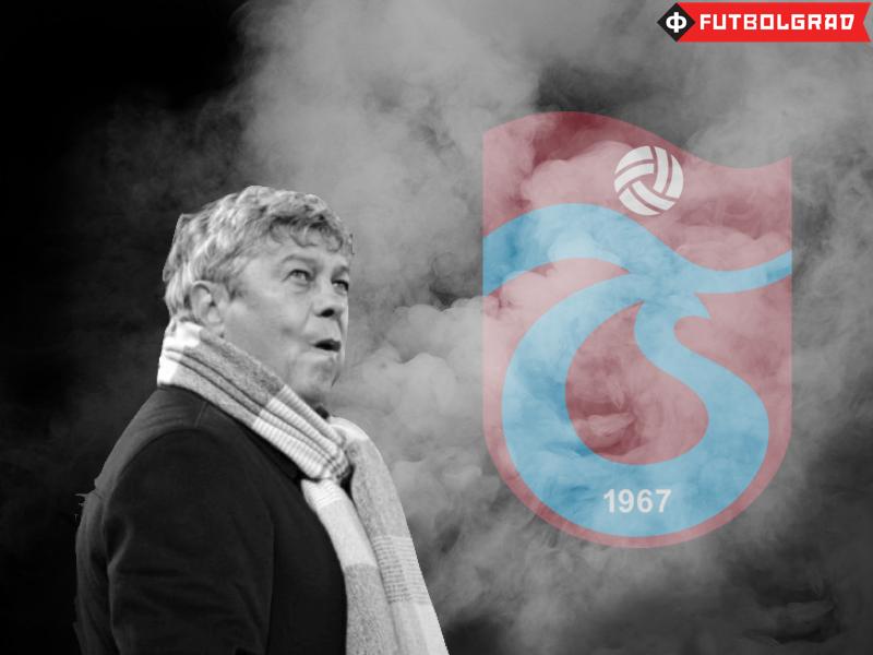 Lucescu – A Smokescreen for Trabzonspor