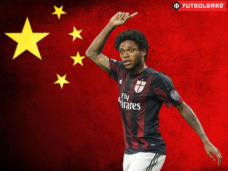 Luiz Adriano Chooses China over Moscow