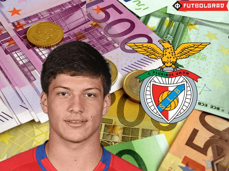 Luka Jović – Benfica's Latest Serbian Import