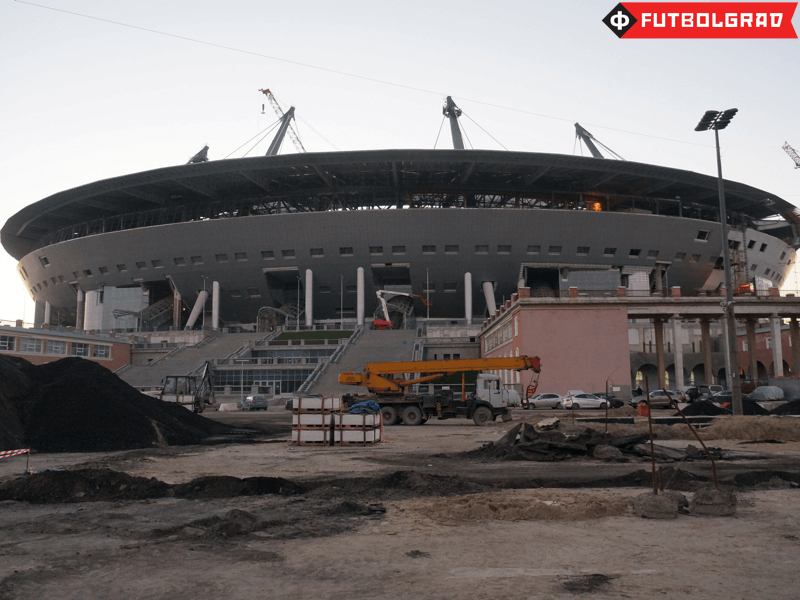 Saint Petersburg's World Cup Budget Problems