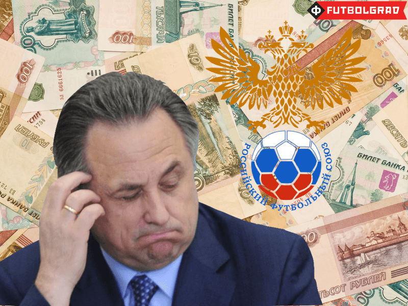 Russian Football Union and the Fight Against Bankruptcy