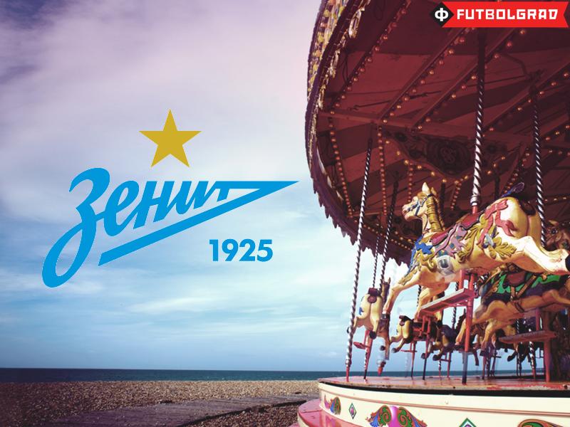 The Zenit Transfer Carousel Starts Spinning