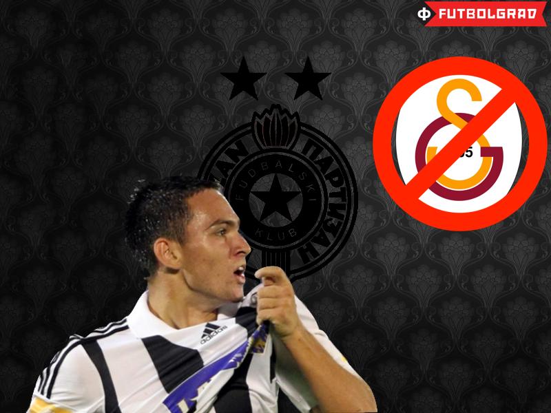 "Živković – ""I will not move to a Turkish Club"""
