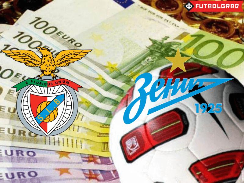 Benfica vs Zenit Saint Petersburg – The Football Leaks Derby