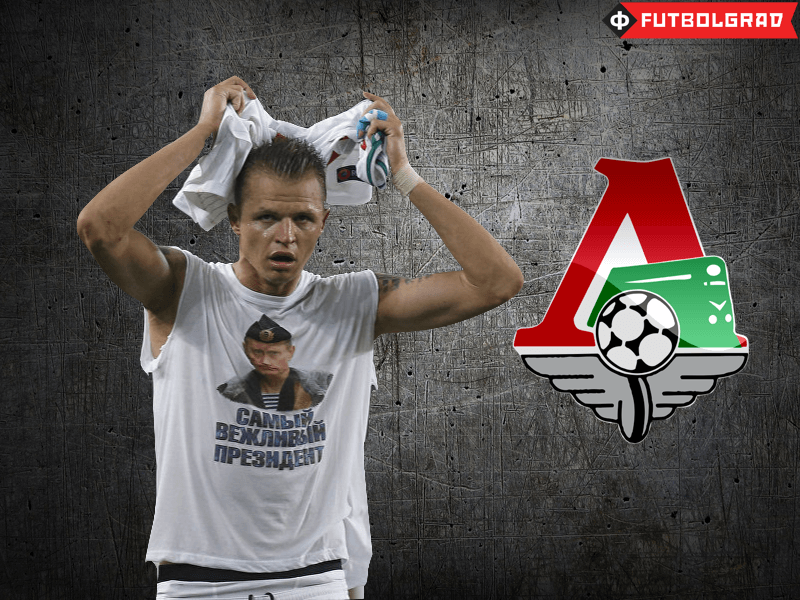 A Commentary on Dmitri Tarasov's T-Shirt Scandal