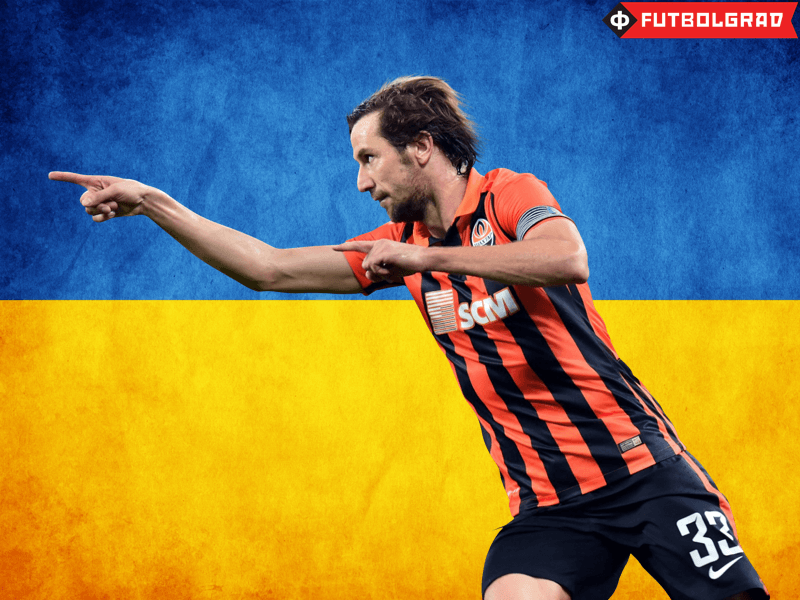 Recalling Darijo Srna's First Season at Shakhtar Donetsk
