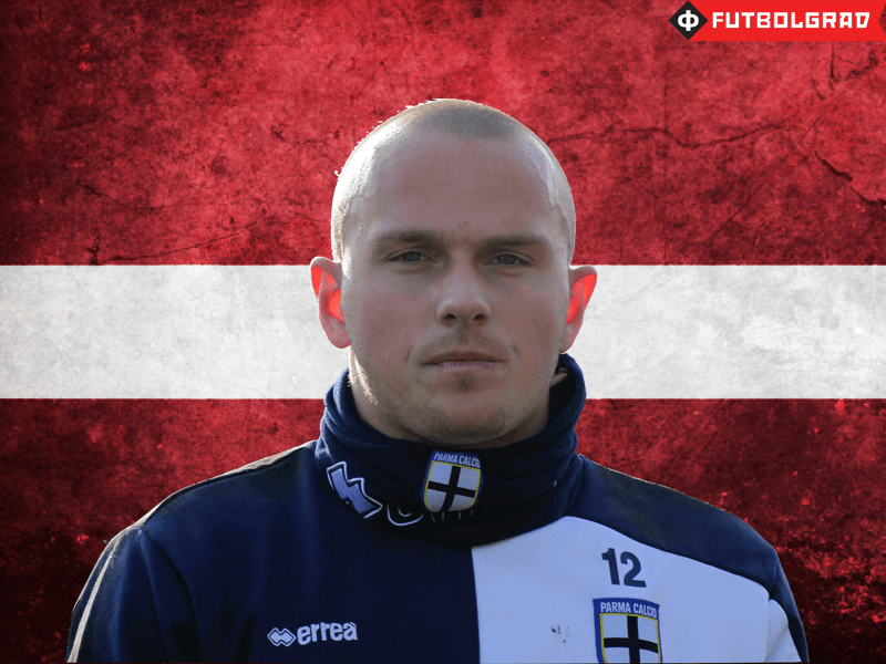 Kristaps Zommers – Guarding the Parma Revolution