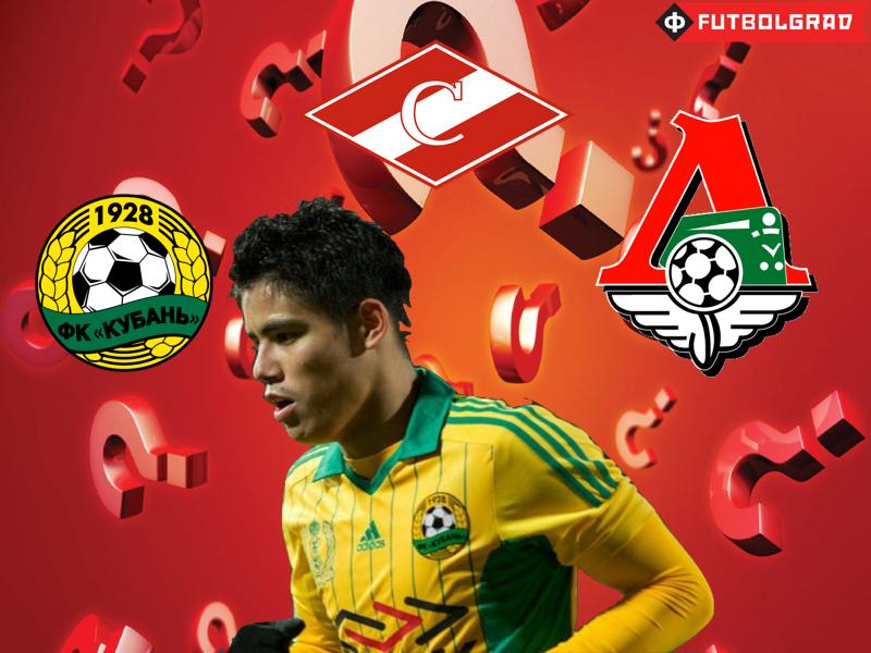 Melgarejo – Caught Between Spartak and Lokomotiv