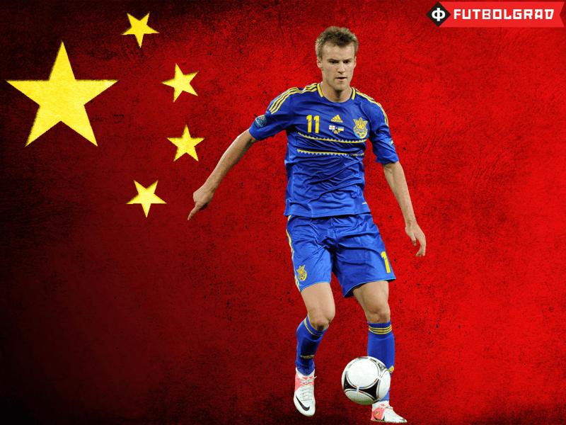 Andriy Yarmolenko – China's Latest Transfer Target
