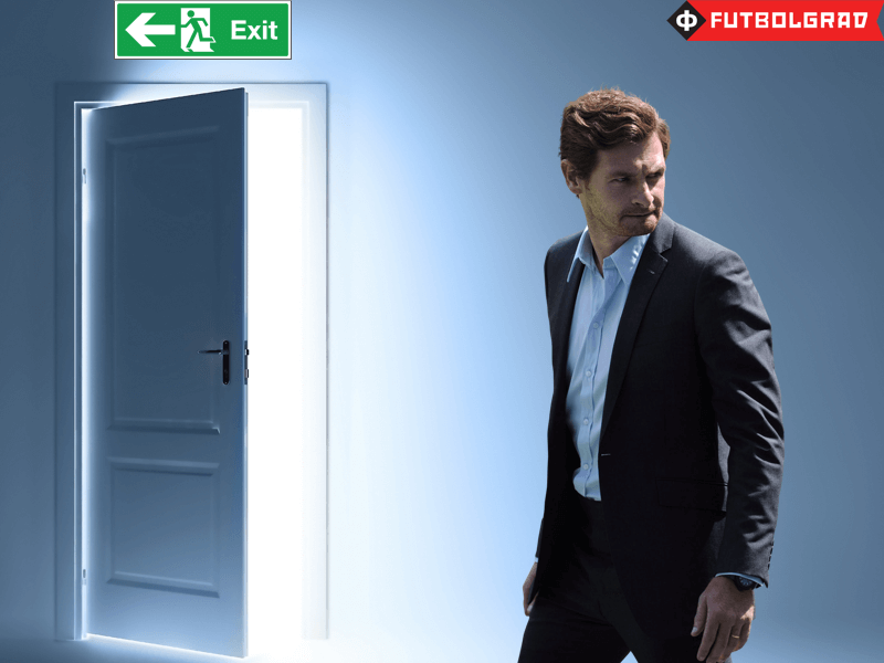 André Villas-Boas – Can An Exit Safe Zenit's Season?